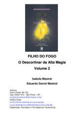 filho do fogo - o descortina da alta magia - ed naos vol 2.pdf