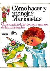 cómo hacer y manejar marionetas.pdf