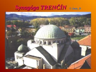 TRENCIN_Synagoga.pps