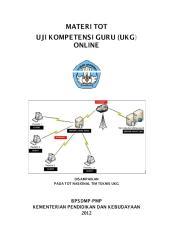 MATERI TEKNIS UKG ONLINE/ NQ-net