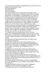 Alexandre Dumas - Os Três Mosqueteiros.epub