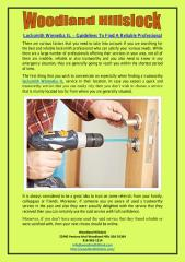 Locksmith Winnetka IL – Guidelines To Find A Reliable Professional.pdf