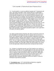 Estudo Bíblico - Como Responder as Testemunhas de Jeová.pdf