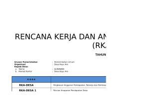 RKA APBDES PERUBAHAN 2014.xlsx