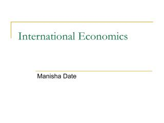 International Economics - Overview 3.pdf
