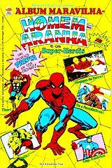 Bloquinho Extra Apresenta # 07 - Homem Aranha e os Super Heróis.cbr